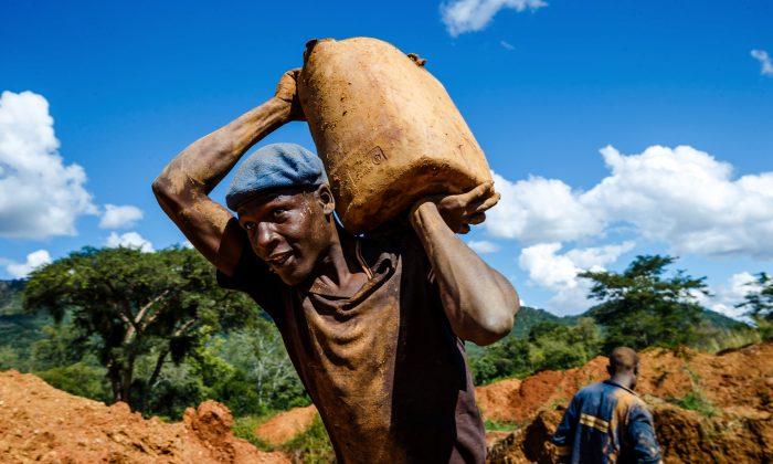 Jekesai Njikizana / AFP / Getty Images