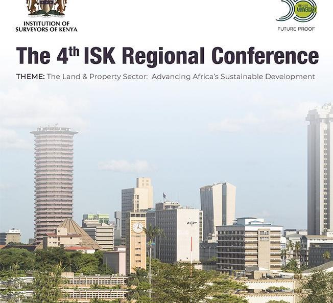 4th Institution of Surveyors of Kenya (ISK) Regional Conference