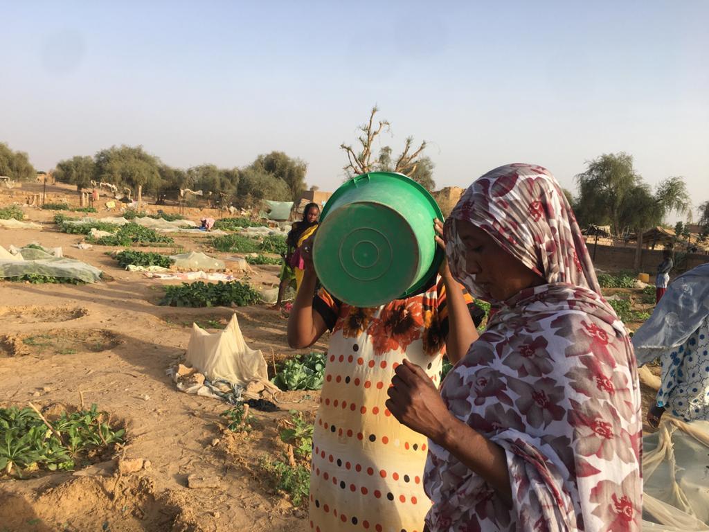 femmes mauritaniennes