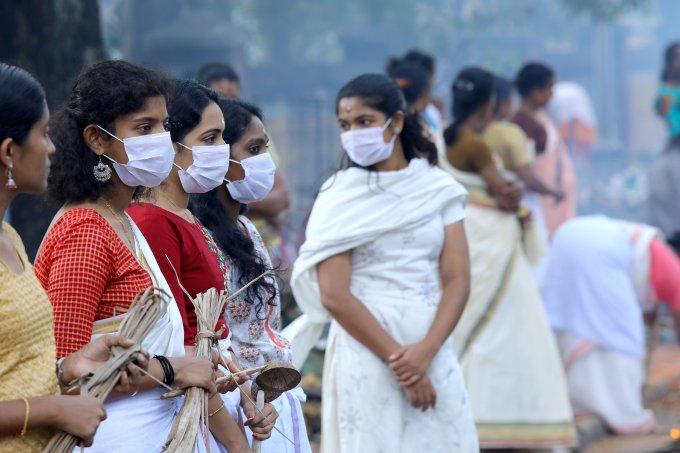 Vivek R Nair/Getty Images