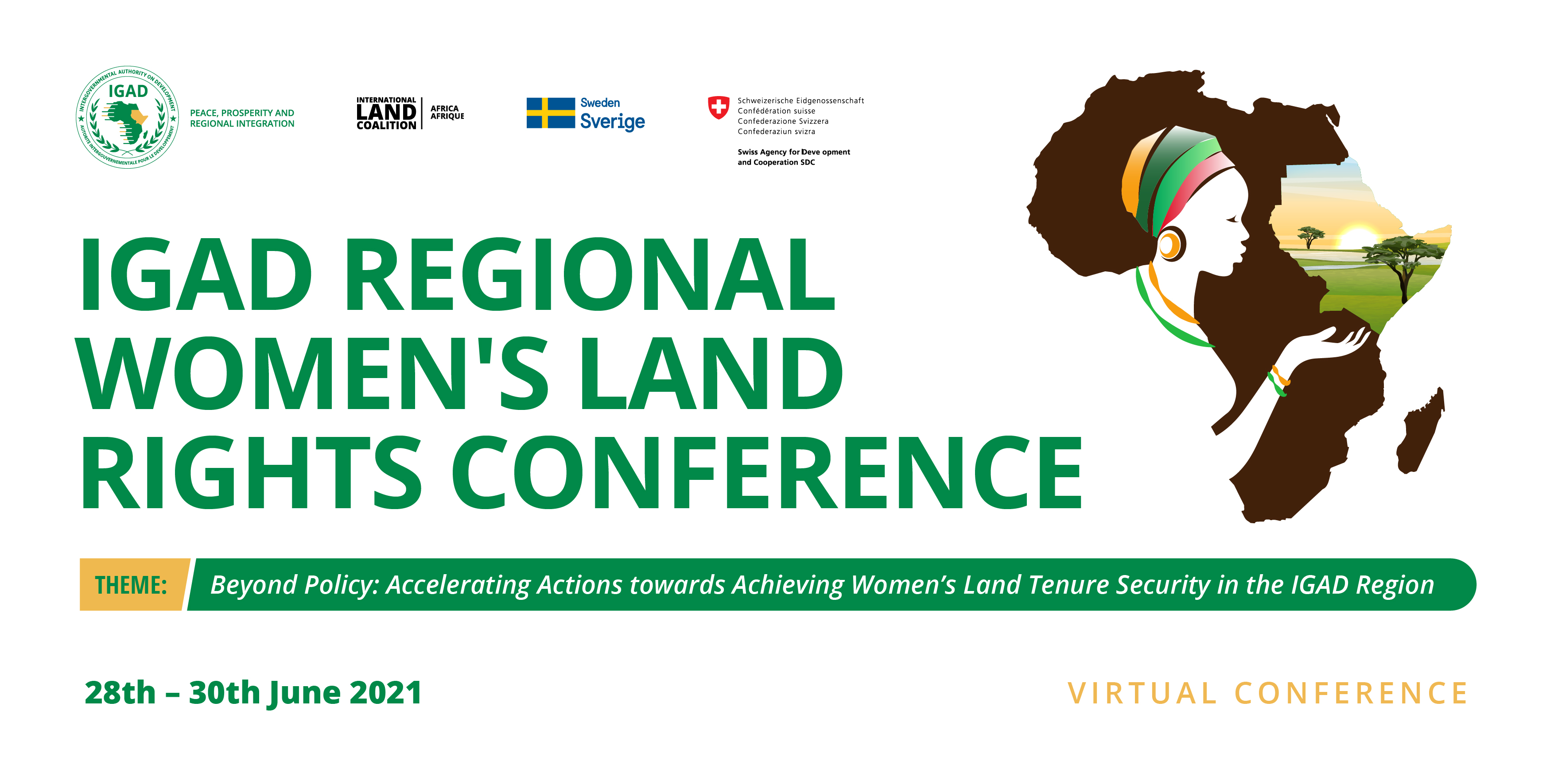 IGAD Regional Women's Land Rights Conference