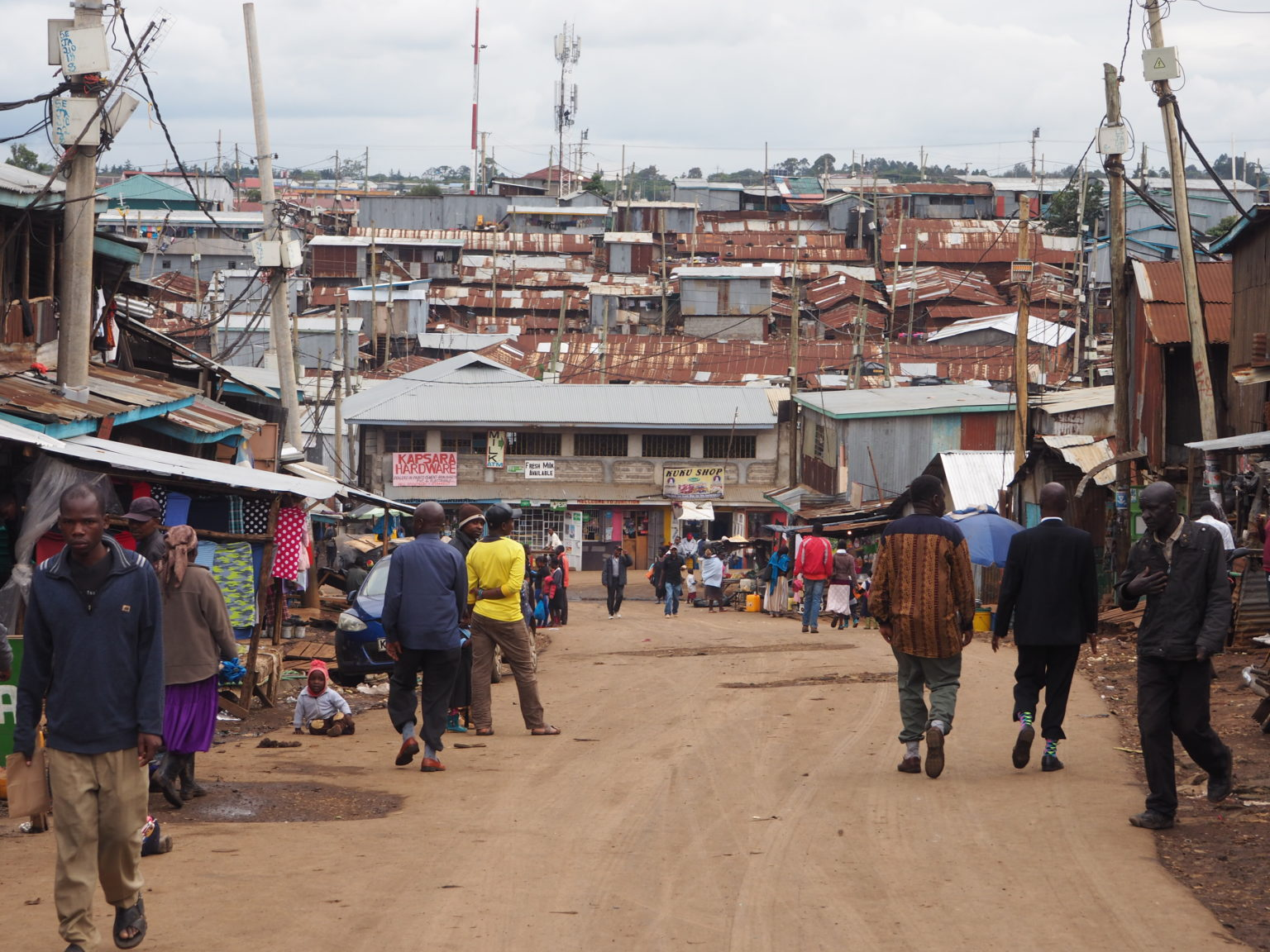 Increasing Segregation? Impact of Covid19 in the Cities of Africa and South Asia