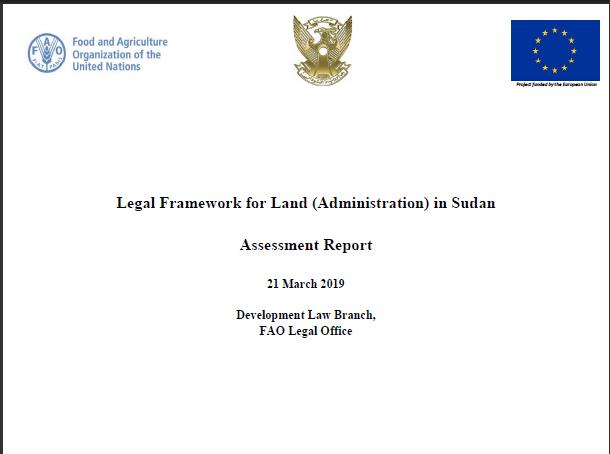 FAO-EU report