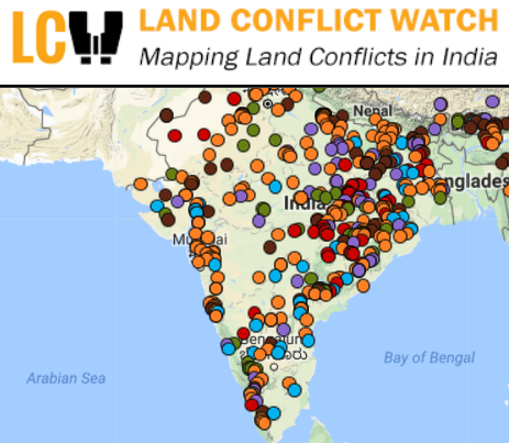 Land Conflicts in India