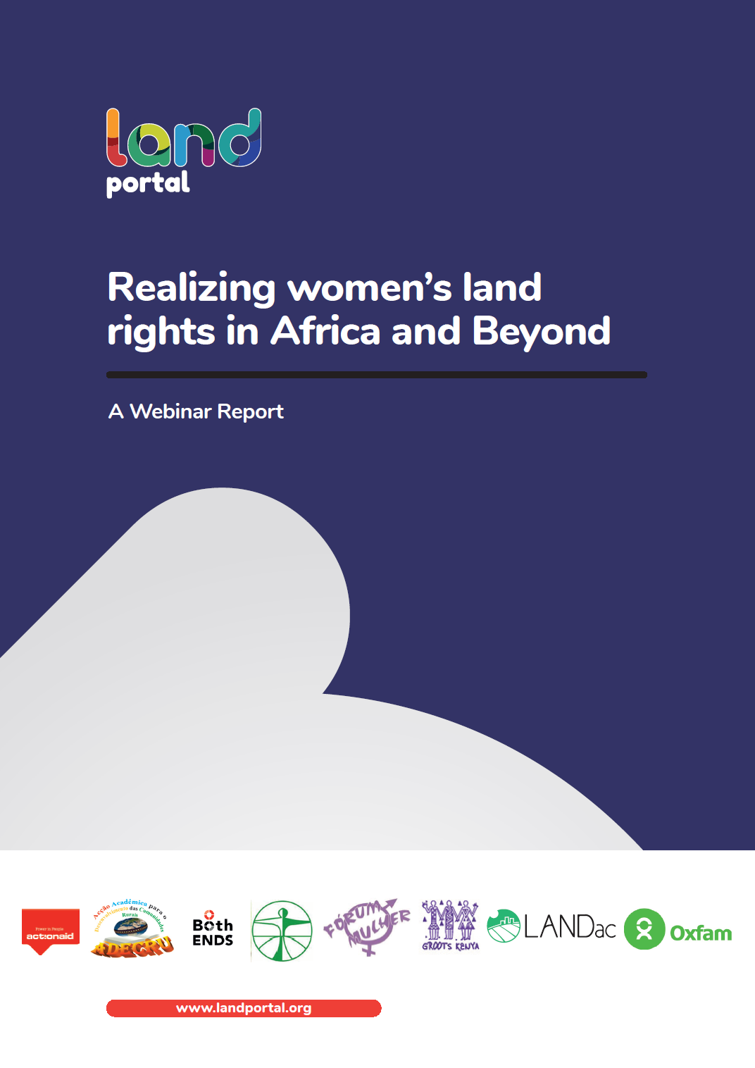 Realizing women's land rights in Africa and Beyond