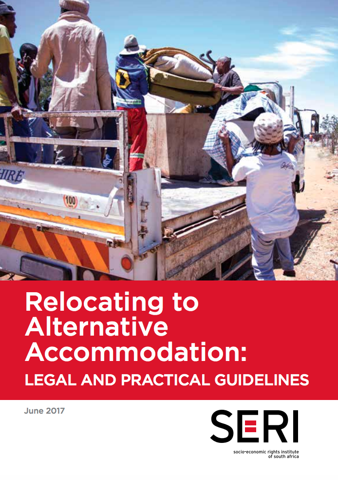 Relocating to Alternative Accommodation: Legal and Practical Guidelines cover image