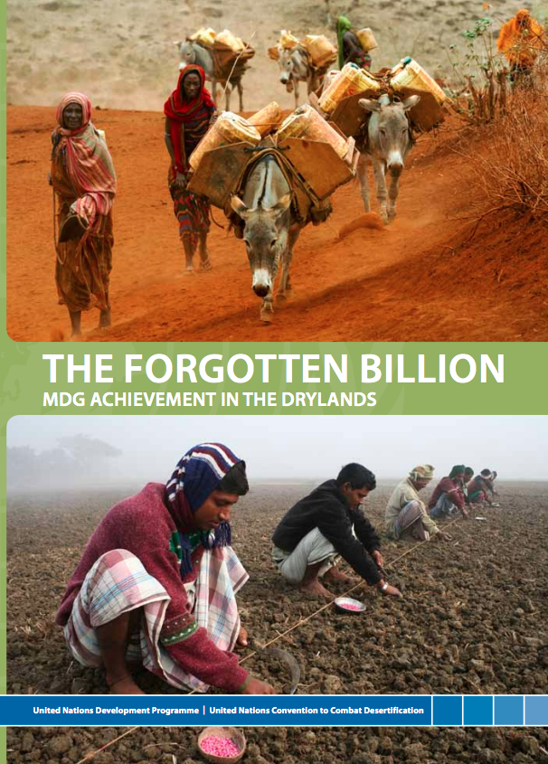 The Forgotten Billion: MDG achievement in the Drylands cover image