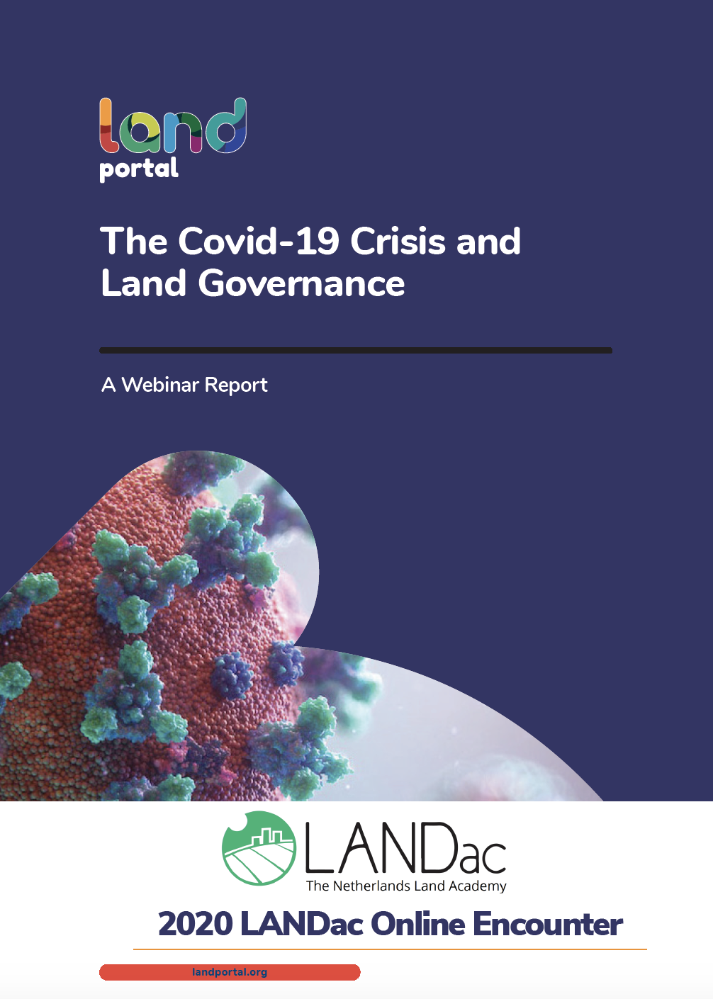 The Covid-19 Crisis and Land Governance