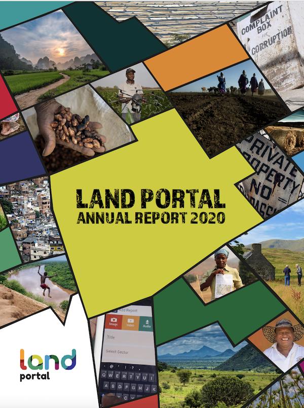 Land Portal Annual Report 2020