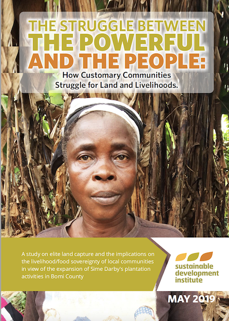 The Struggle between the Powerful and the People – How Customary Communities struggle for Land and Livelihoods