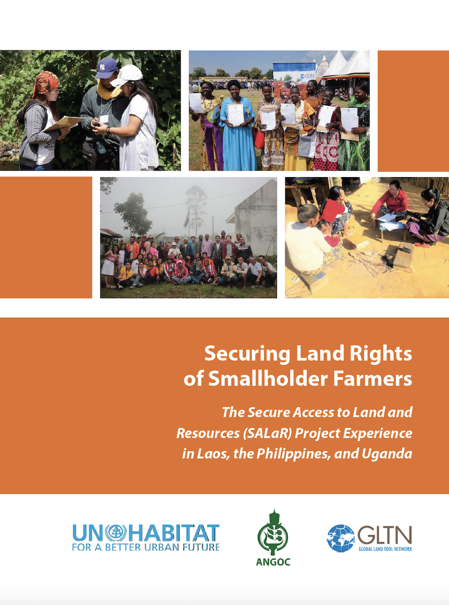 Securing Land Rights of Smallholder Farmers