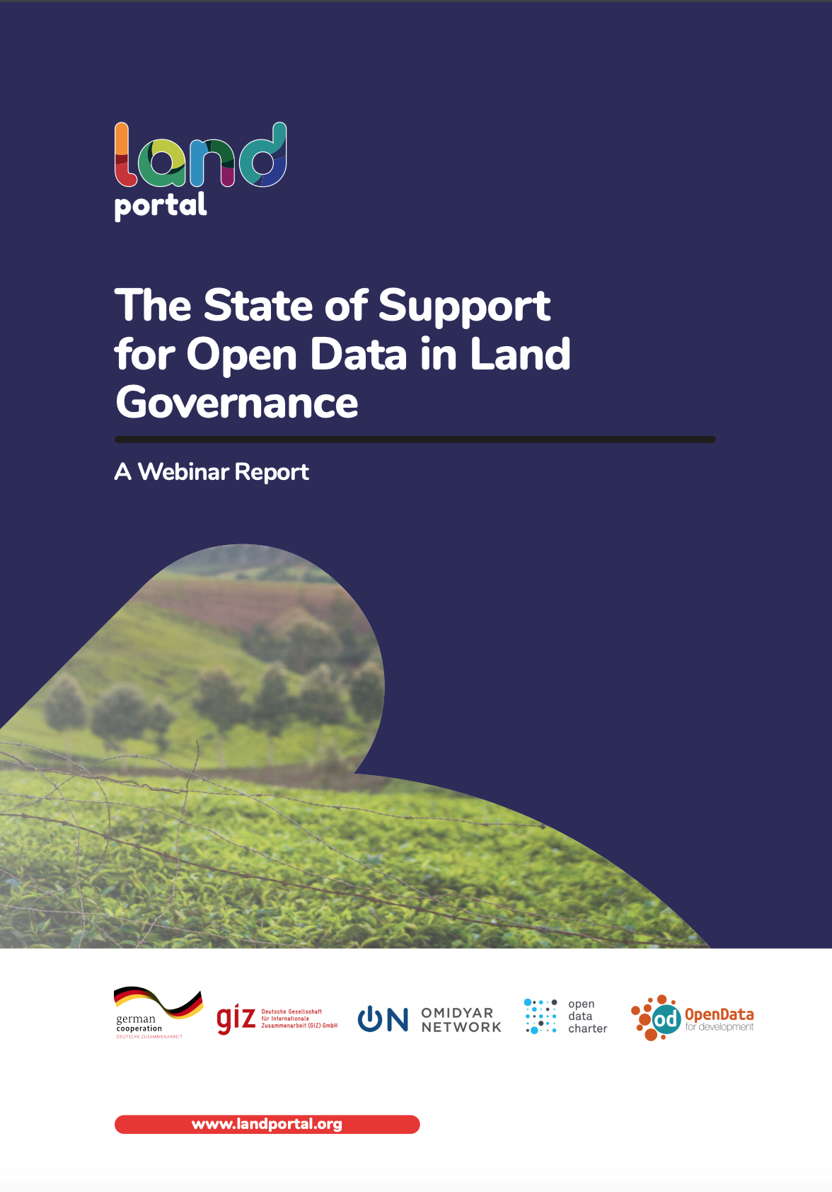 The State of Support for Open Data in Land Governance cover image
