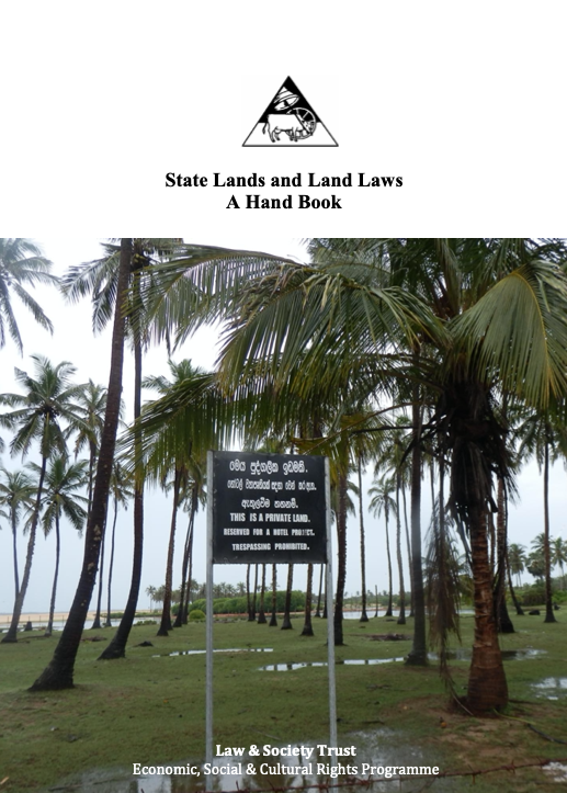 State Lands and Land Laws: A Hand Book