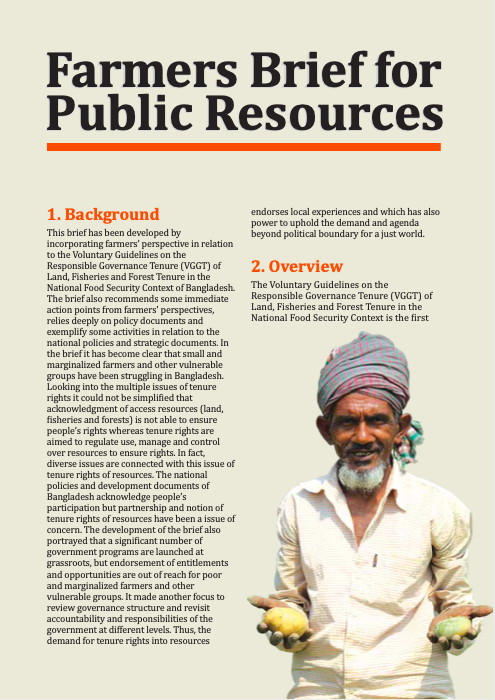 Farmers Brief for Public Resources