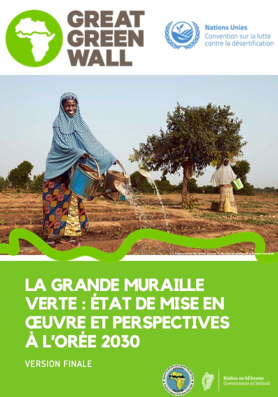 La grande muraille verte : état de mise en œuvre et perspectives à l'orée 2030