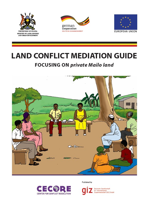 Land Conflict Mediation Guide - Private Mailo Land
