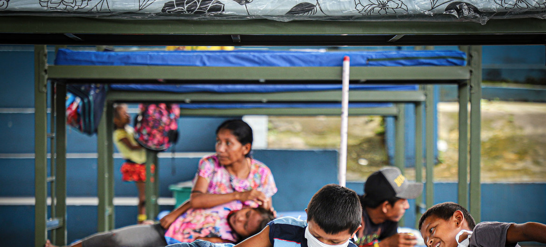 UNHCR/Felipe Irnaldo