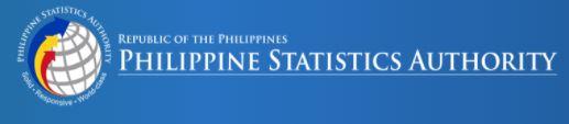 statistics authority Philippines