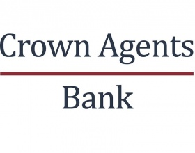 Crown Agents Bank logo