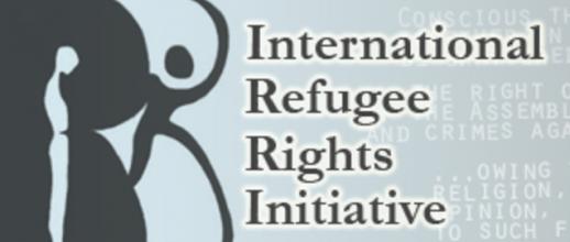 International Refugee Rights Initiative logo