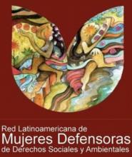 Red Latinoamericana de Mujeres Defensoras de Derechos Sociales y Ambientales logo