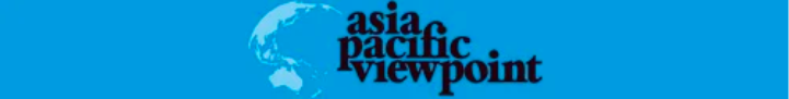 Asia Pacific Viewpoint