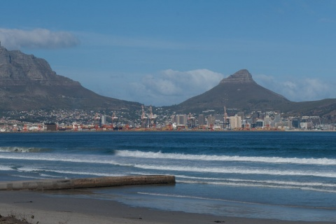 cape town World Economic Forum on Africa