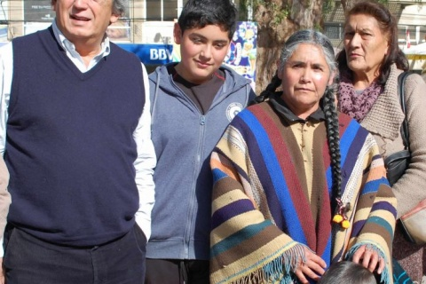 Colla Indigenous leader criminalized for resisting Canadian mining projects in Chile