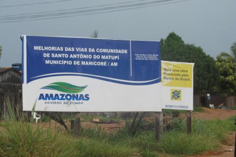 oto: Alceu Castilho -Este vilarejo na Transamazônica era para ser um assentamento