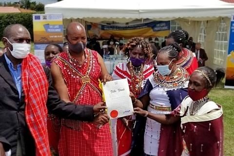 Musul – The second community in Kenya to secure their land rights, the first to do so using legal empowerment Visit