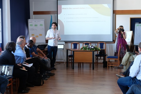 Can open data empower smallholders and family farmers in Europe and Central Asia?