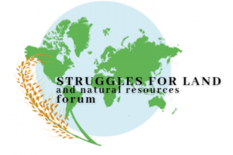 STRUGGLES FOR LAND FORUM AND NATURAL RESOURCES