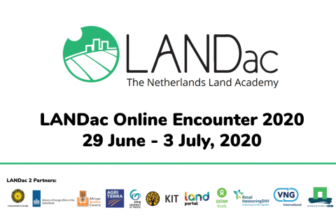 LANDac Online Encounter 2020
