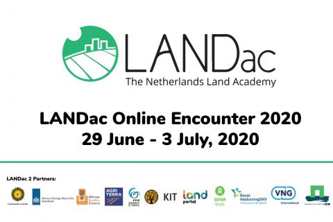 LANDac Online Encounter 2020
