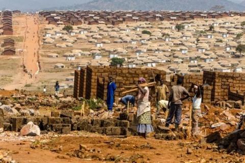 Mahama Refugee camp for Burundian refugees in Rwanda 2015, Photo by UNHCR – Shaban Masengesho