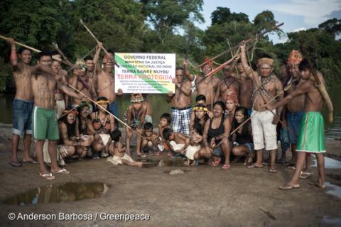 @Anderson Barbosa/Greenpeace