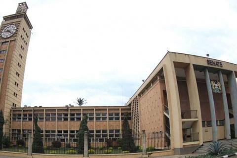 Parliament buildings in Nairobi. FILE PHOTO | NMG