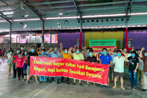 Why force Musang King durian farmers out when court has yet to decide on appeal, group asks Raub land office
