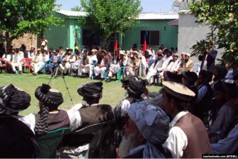 In Afghanistan's Pashtun Heartland, Tribal Rule Supersedes State Law