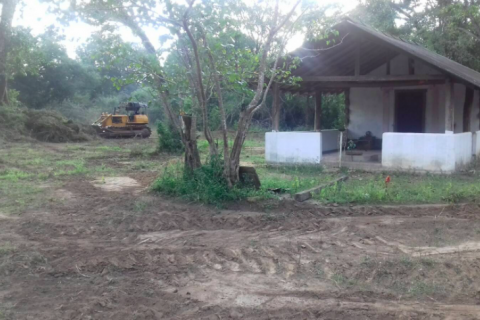 Sri Lankan military continues to ban Tamil villagers from entering their own land