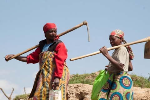 Women's legal rights and gender gaps in property ownership in developing countries
