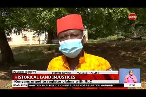 Kenyans urged to submit claims of historical land injustices to NLC