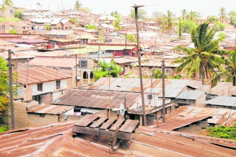 Dar es Salaam area