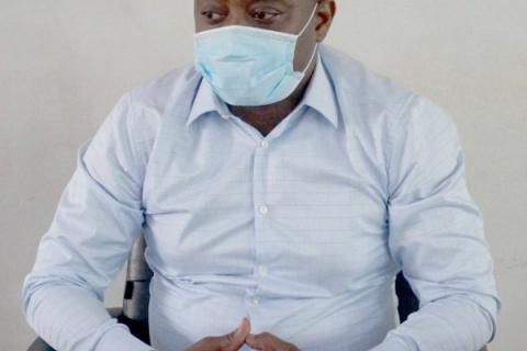 Malick Gomina maire de Djougou