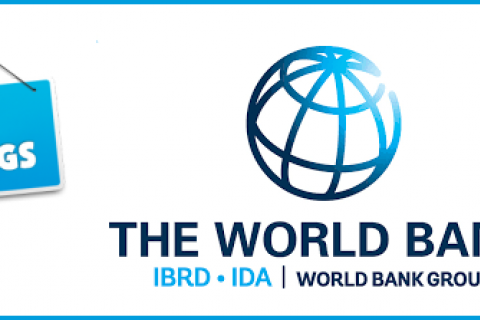 Job openings at the World Bank