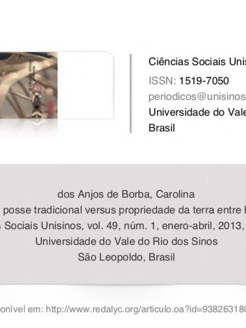 Carolina dos Anjos de Borba