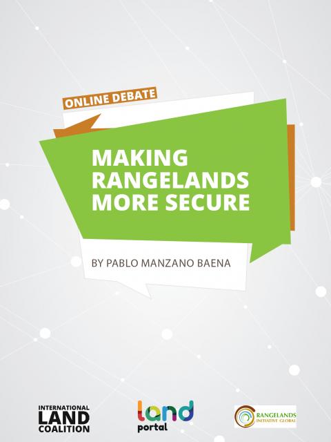 Making Rangelands More Secure