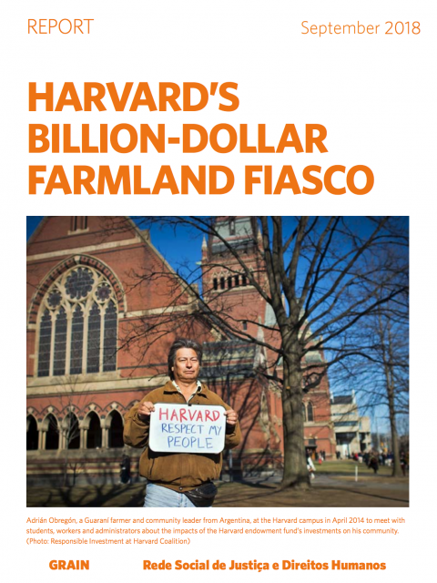 Harvard's billion-dollar farmland fiasco cover image