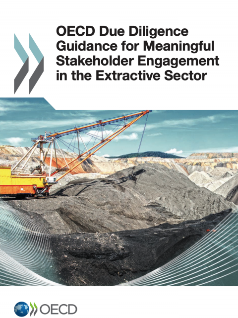 OECD Due Diligence Guidance for Meaningful Stakeholder Engagement in the Extractive Sector cover image