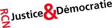 RCN Justice & Démocratie logo